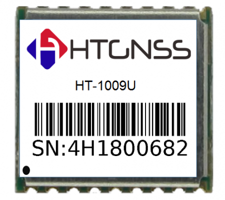 HT-1009U GPS  module and Ublox max